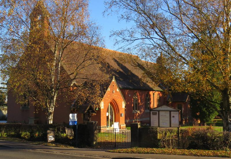 St Michael's in Spencers Wood 2